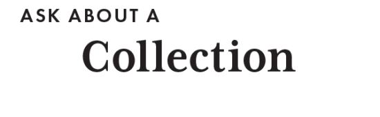 Ask collection